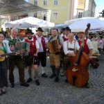 Stubenmusik Berger mit dem Ötscherlandtrio