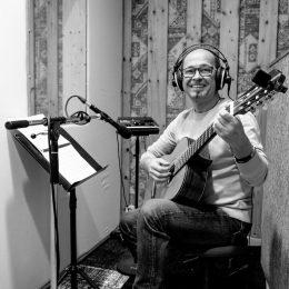 2018.02.06 – Aufnahmen im Tonstudio Baumann