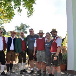 2018.09.09 – Weingartenfest Hausberger in Hiesbach