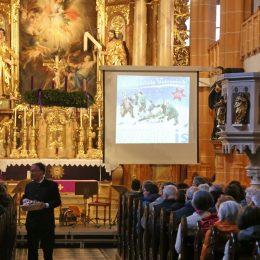 """2018.12.08 – CD-Vorstellung """"weiss is"""" in der Pfarrkirche Steinakirchen"""