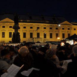 2018.12.16 – Advent auf der Freyung in Wien