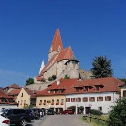 Messe in Weißenkirchen in der Wachau