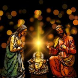 Frohe Weihnachten und ein Videogeschenk