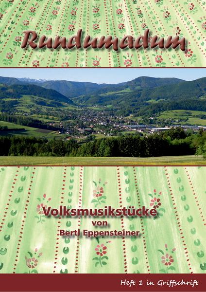 """Spielheft """"Rundumadum 1"""" Cover"""