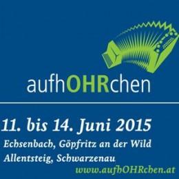 Mitschnitt ORF Beitrag über aufhOHRchen in Allentsteig