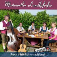 CD29 – Frech Fröhlich Traditionell – Mostviertler Landlpfeifer
