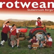 CD21 rotwean – 3. CD der Stubenmusik Berger zum 20 Jahre – Jubiläum