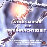 CD03 – Volksmusik zur Weihnachtszeit